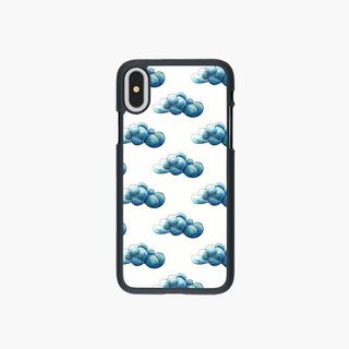 Phone Case - Cloud on White Pattern