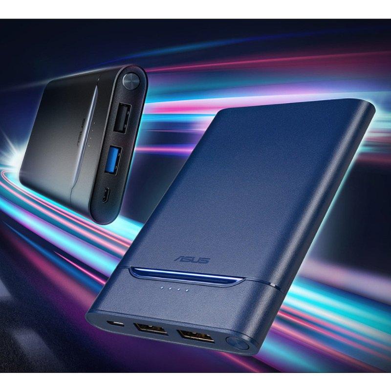 【ASUS 華碩】ZenPower 10000 Quick Charge 3.0 行動電源