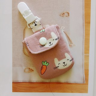 Bunny with carrot Miriam Moon gift bag