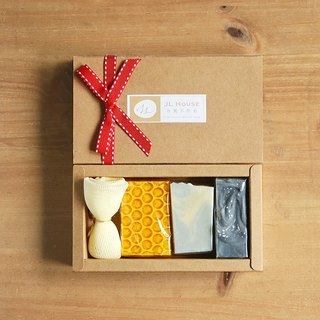 【Go Travel Gift set】! 3 Bars of Handmade Soap – Pick any 3 small bars