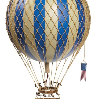 Authentic Models Hot Air Balloon Strap (Royal Air / Blue)