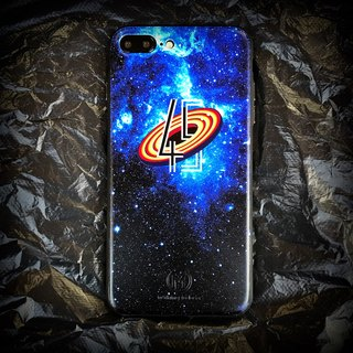 "Flame Season Greetings Jam ""Space"" Phone Case"