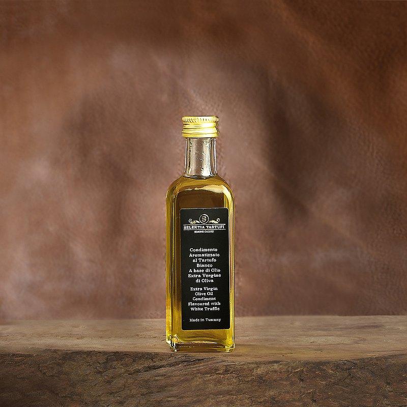 【SELEKTIA】義大利白松露橄欖油55ml(含白松露碎屑)