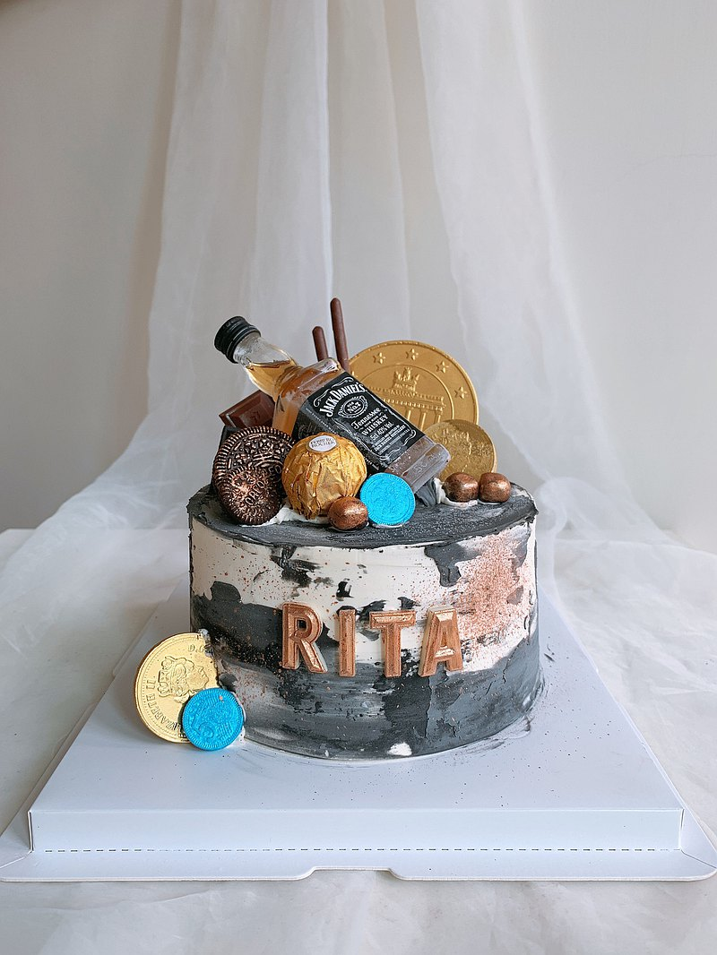 【MSM】酒鬼蛋糕 生日蛋糕