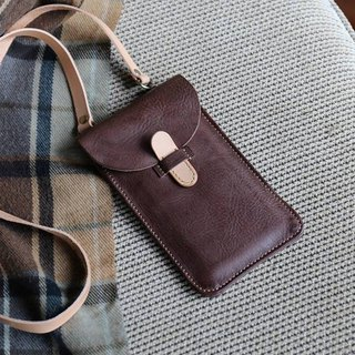 New offer handmade leather - tanned leather phone bag kits