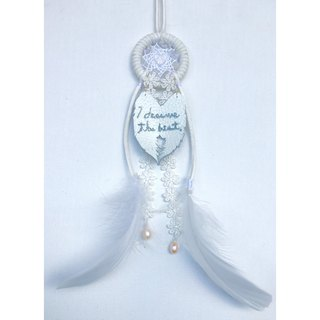 【I deserve the best】 Dream Catcher │ car accessories │ necklace