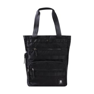 ROYAL ELASTICS - Knight Diablo series shoulder / backpack - black
