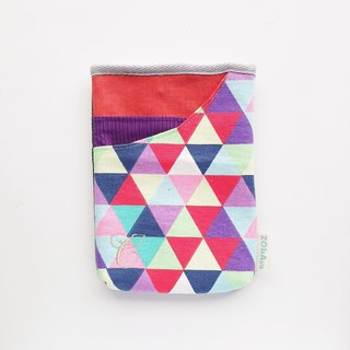Hip Bag (Colorful Triangles)