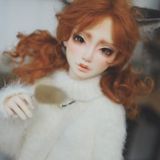 Roxie Doll head pre-order (No makeup)