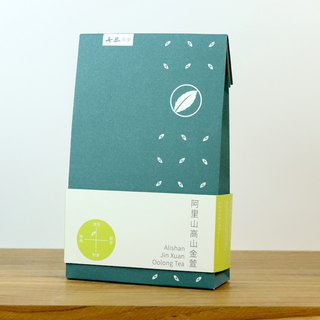 Alishan Jin Xuan Oolong Tea-Family Pack (28 Teabags/200g Loose Tea)
