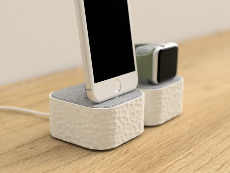 iphone stand, iphone holder, phone stand, minimal, for women, gift for her