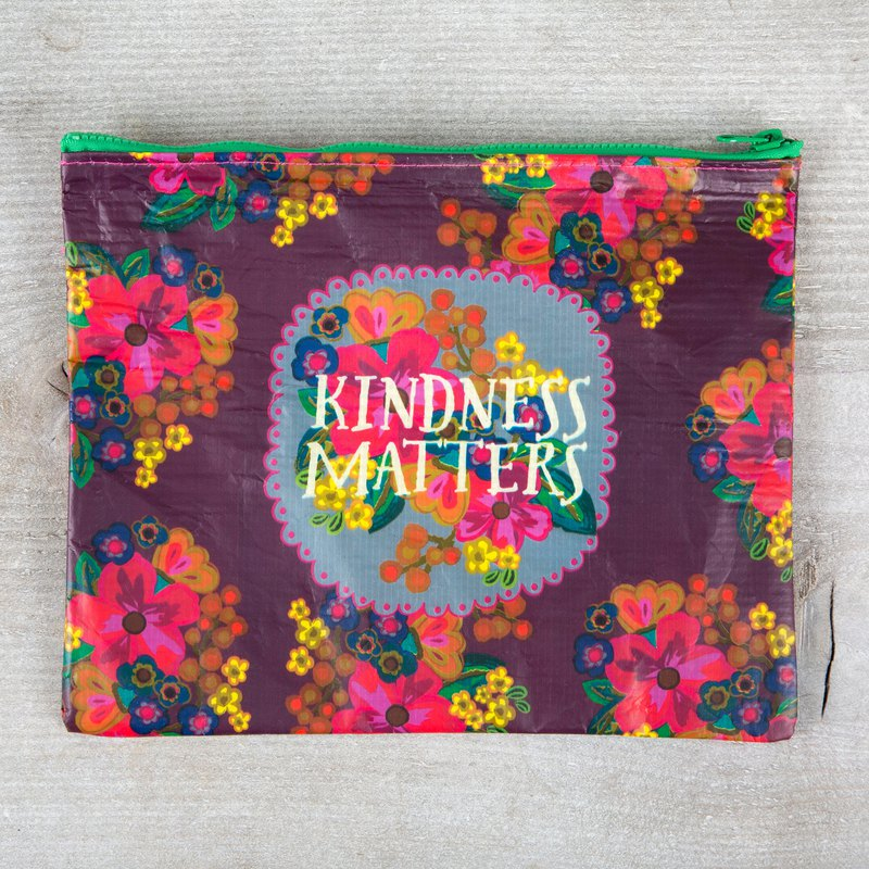 Environmentally friendly material storage bag - Kindness