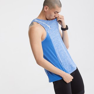 【SUPERACE】ECO-lor RUNNING TANK / BLUE