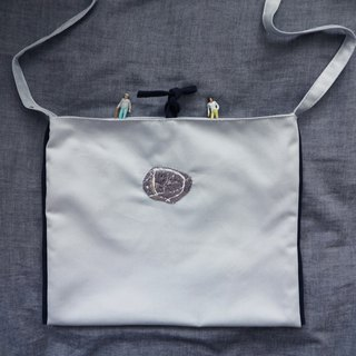 Stone Cosmic Bag / MUDO MOTTO Handmade Cloth Bag