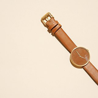 Golden watch  ( convex customization )
