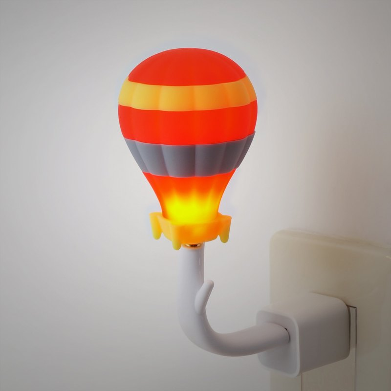Vacii DeLight Hot Air Balloon USB Situation Lamp / Night Lamp / Bedside Lamp - Passion