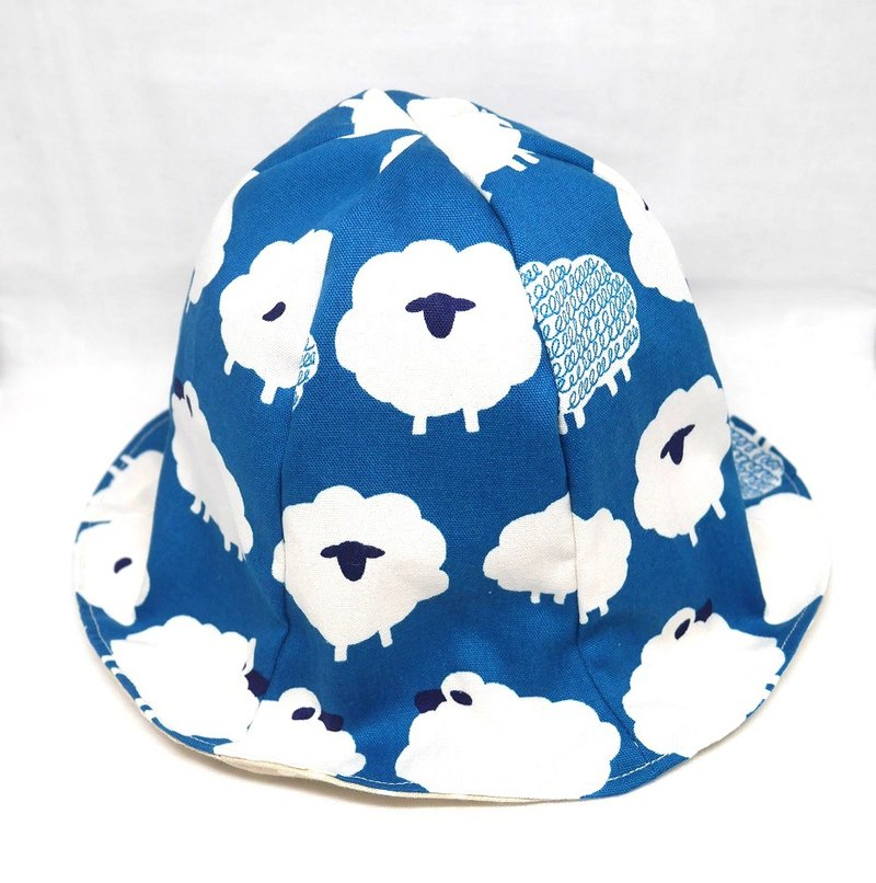 ☆ early summer sale ☆ Tulip hat / Blue sheep