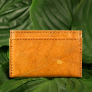 Mr.Leaf- Textured Multilayer Card Holder