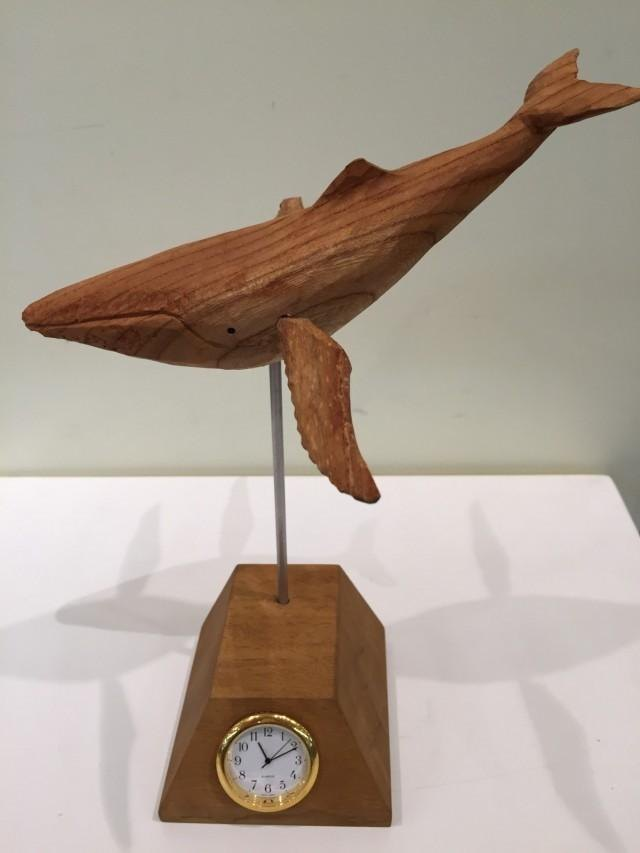 Clock of the Humpback Whale