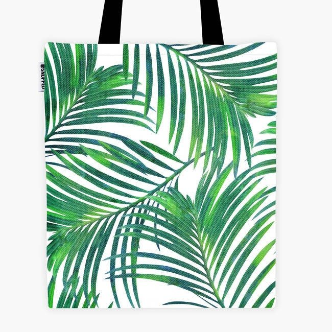 Filament - Shopping Bag - Palm Paradise