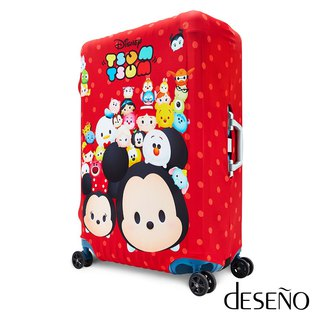 Disney-TSUMTSUM elastic storage case-M (optional)