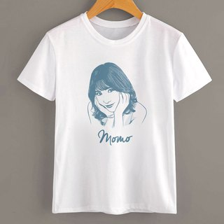 Custom avatar T-shirt (simple style)