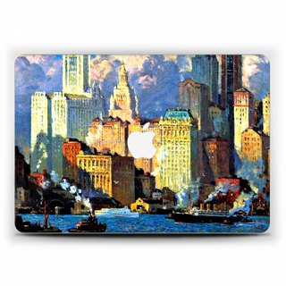 American art Macbook Pro 15 bar Case MacBook Air 13 Case Cooper Macbook 11 Hudson river Macbook 12 Pro 13 Retina mac Pro 15 Case Hard 1808