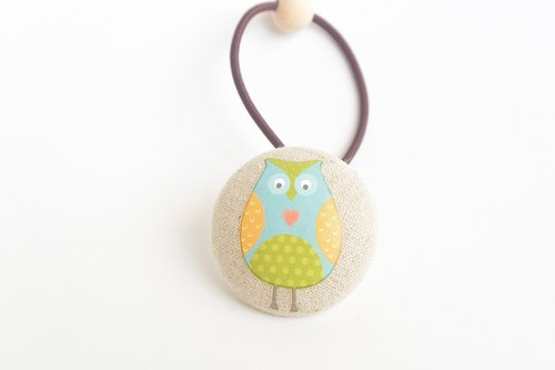 Feel withholding cloth bundle - Owl