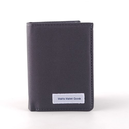 Slim Wallet Briston Charcoal