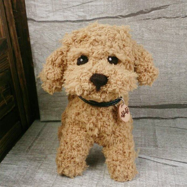 Pet avatar 14 ~ 15cm [feiwa Fei baby hand] VIP dog pet doll (welcome to build your dog)
