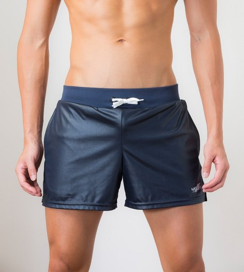 Wicking shorts - blue UNDERNEXT2 summer fun.