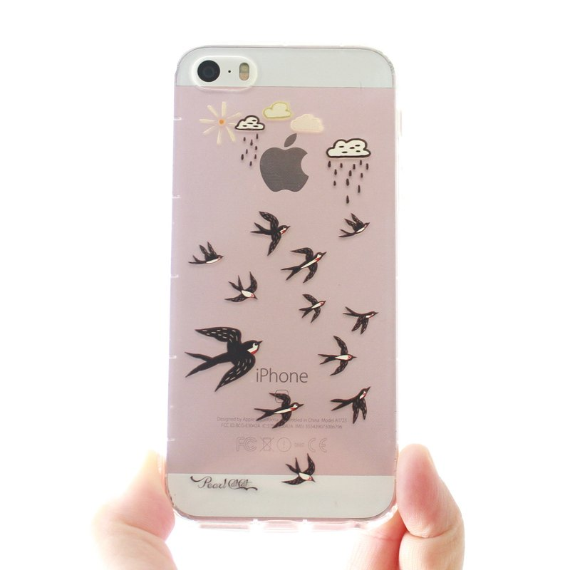 Swallows phone case _ iPhone, Samsung, HTC, LG, Sony