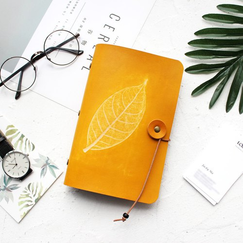 Rugao yellow tea leaf rubbing color rub vegetable leather card holder / leather business card holder / ticket card business card this card card card card card card customized card holder 102 card position