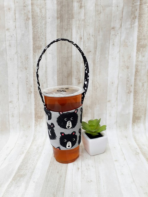 【Drink Bag】 - Black Bear