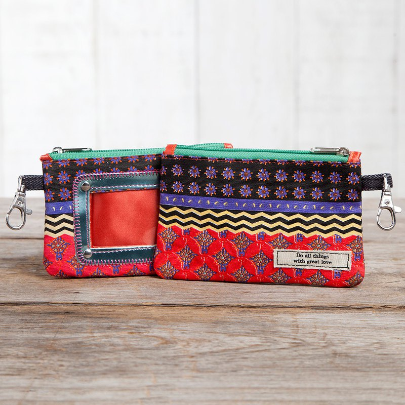 Ticket card coin purse ∣CPRS110