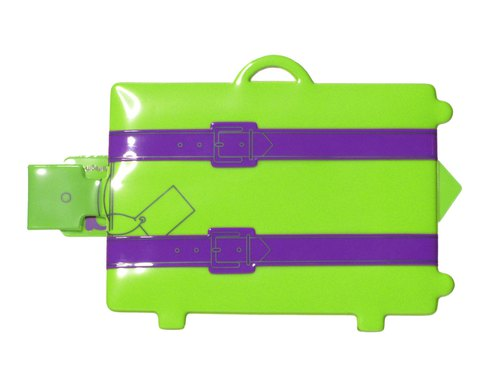 Rollog My suitcase tag(Green)