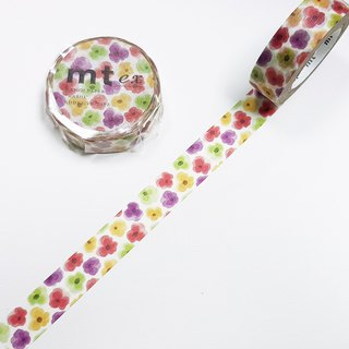 mt ex Masking Tape 【Pansy (MTEX1P149)】2018 summer