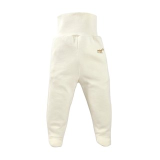 [SISSO organic cotton] small sanded belly belly baby pants 3M 6M