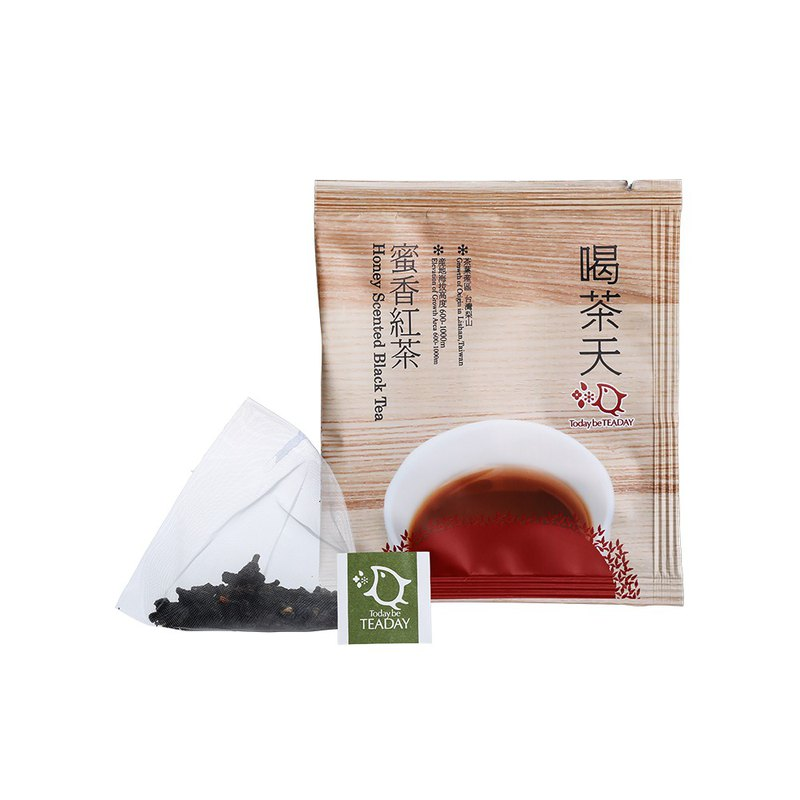 Honey Black Tea Three-dimensional Tea Bag (5pcs)
