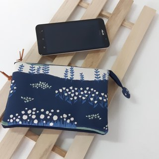 Garden five-layer clutch (can be put on the phone) - the best gift for yourself and your loved one