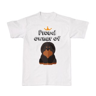 Proud Dog Owners Tees - Tibetan Mastiff