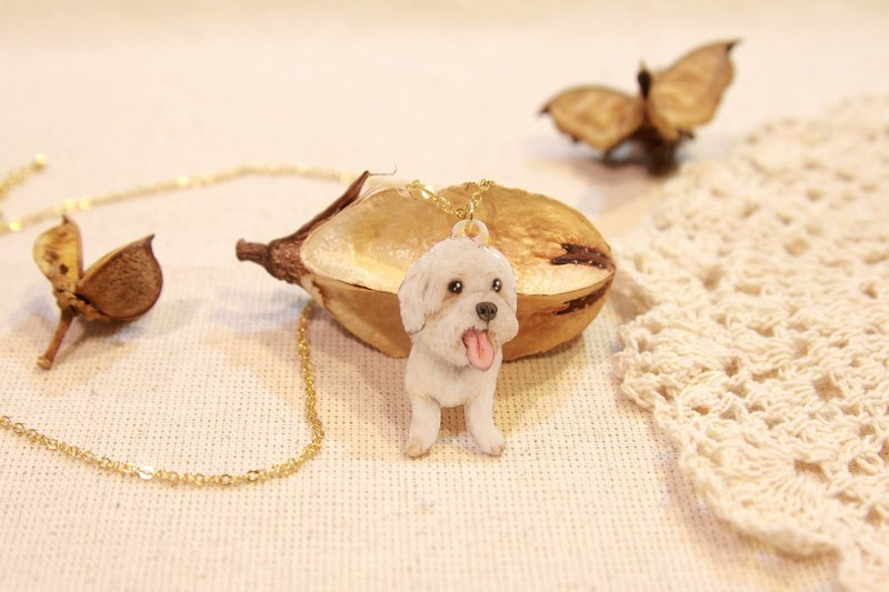 *Free Shipping*Pet Customized Necklace Please confirm the time before payment