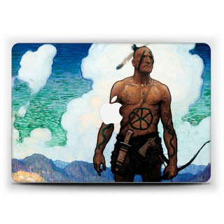 Indian Macbook case 2016 Pro 13 Case MacBook 15 Case Macbook 11 Last of the Mohicans Macbook 12 Macbook Pro 13 Retina classic art Case Hard 1826