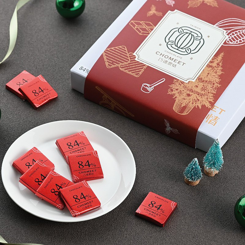 巧遇農情 84%巧克力小禮盒