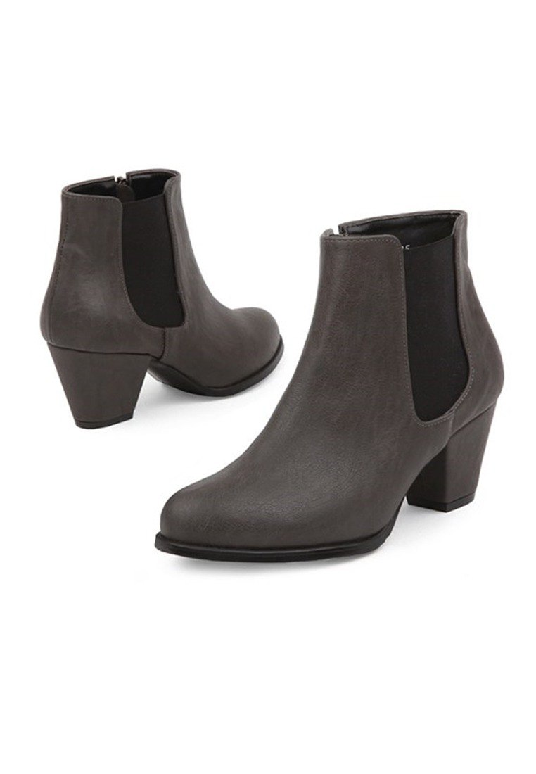 SPUR Classy chelsea boots FF9093 GREY