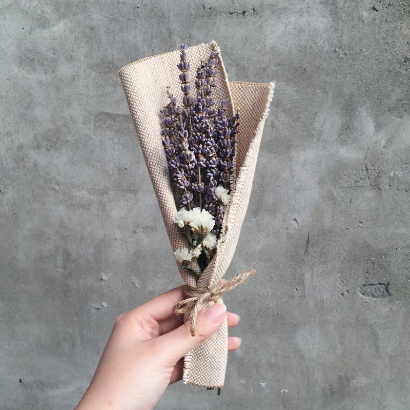 Lavender dried bouquet