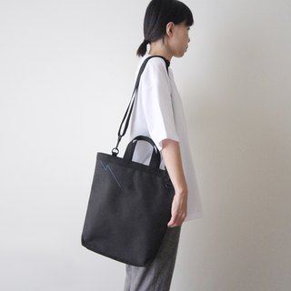 2WAY SHOULDER BAG - BLOCK