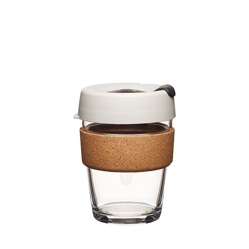 KeepCup Brew Cork-Glass Coffee Cup M -Filter