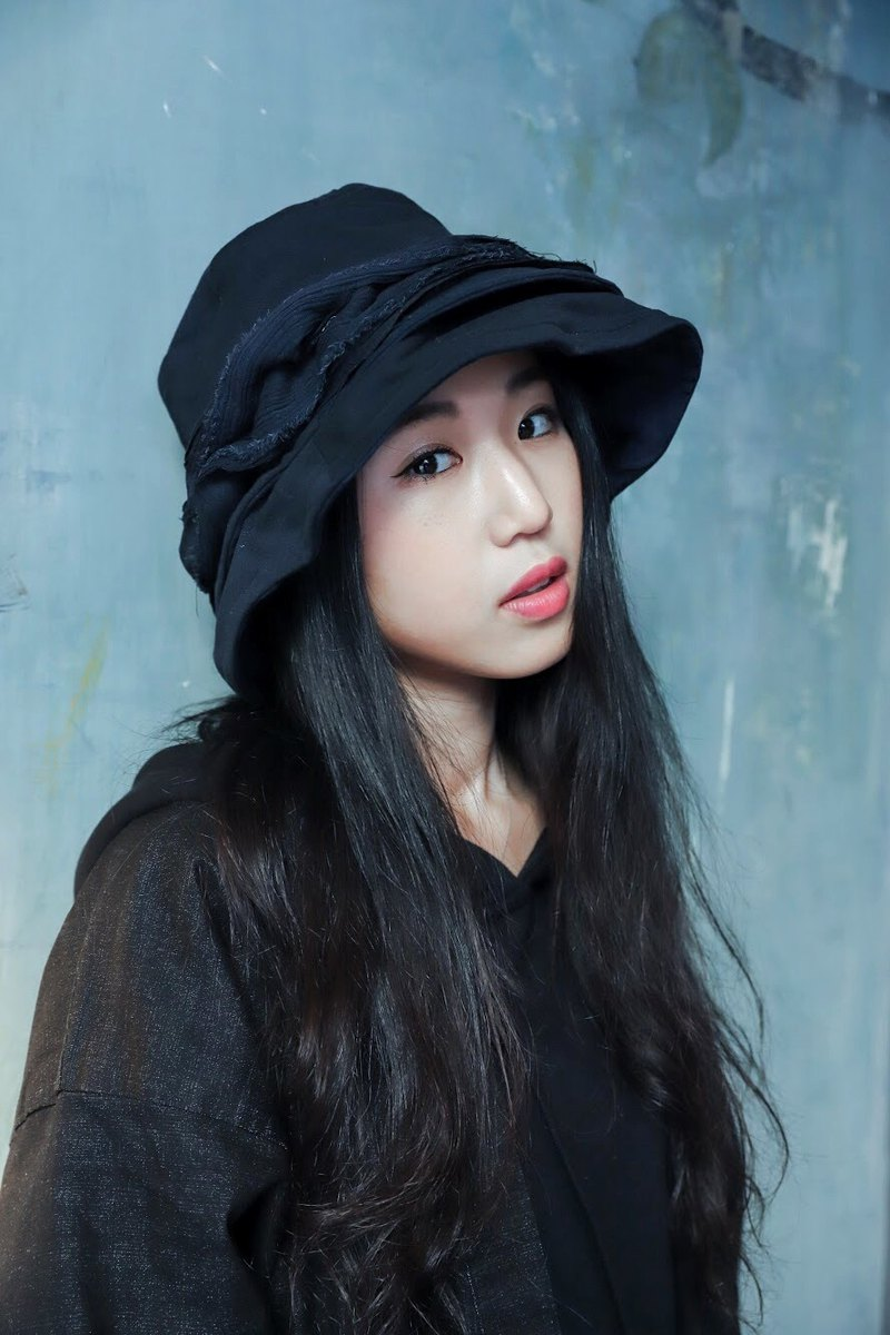 LNN List Single Bucket Hat | Navy Blue