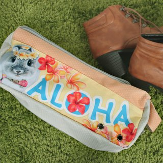 [Henry House Family] Shoes Storage Bag - Daisy Daisy (Aloha)